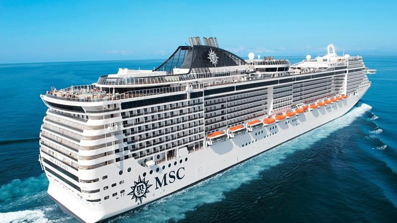 Cruise visa information