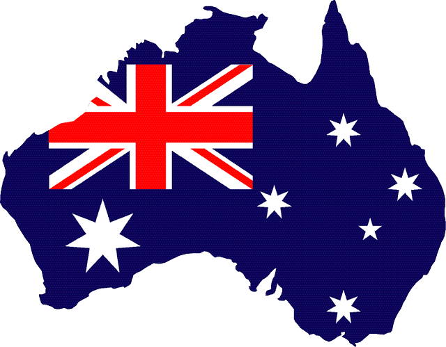 Australia Reminder!